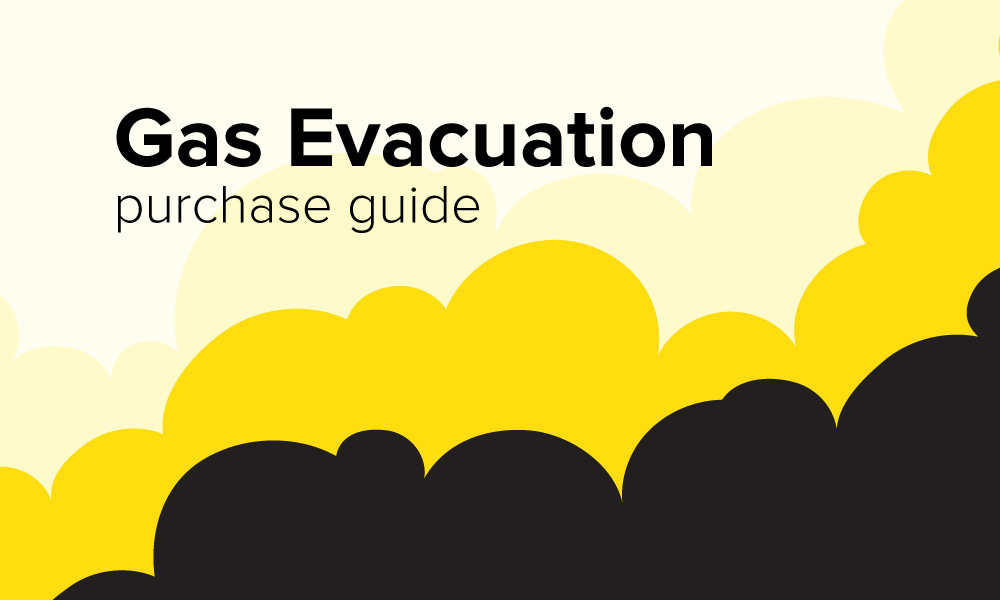 Gas Evacuation Purchase Guide