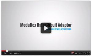 Video Moduflex Bain Circuit Adapter