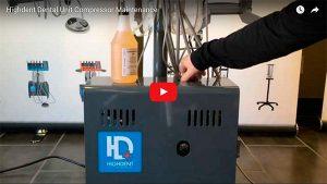 Highdent Dental Unit Compressor Maintenance Video