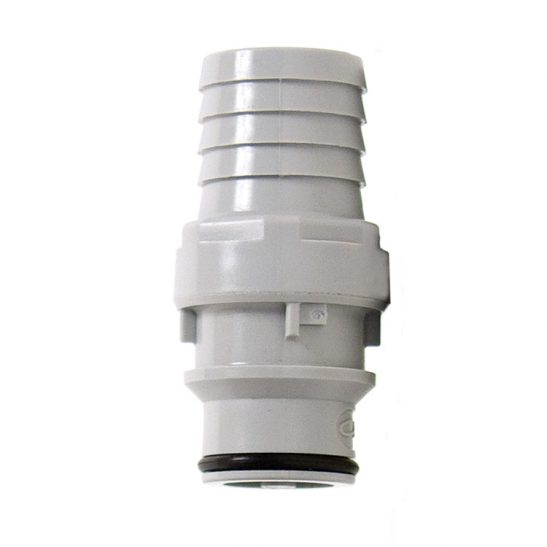 Gas Evacuation Hose quick-connect coupler Male