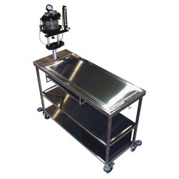 Mobile Exam and Surgery Table