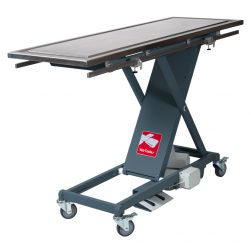 Vet-Tables Scissors Table