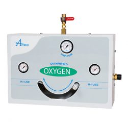 Gas Manifold and alarm