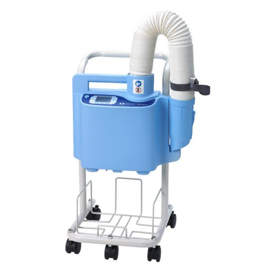 WarmTouch with mobile cart