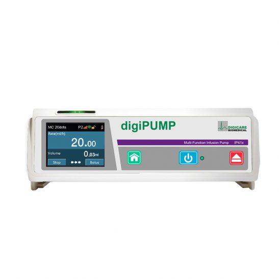 Volumetric Infusion Pump DigiPump IP41x