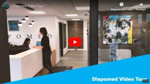 Dispomed video tour