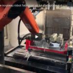 Watch our new robot manufacture a batch of Moduflex Bain circuit adapter!