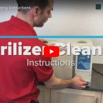 Sterilizer Cleaning Instructions