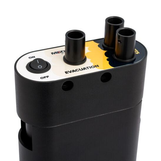 Moduflex Scavenger Interface with Integrated Fan